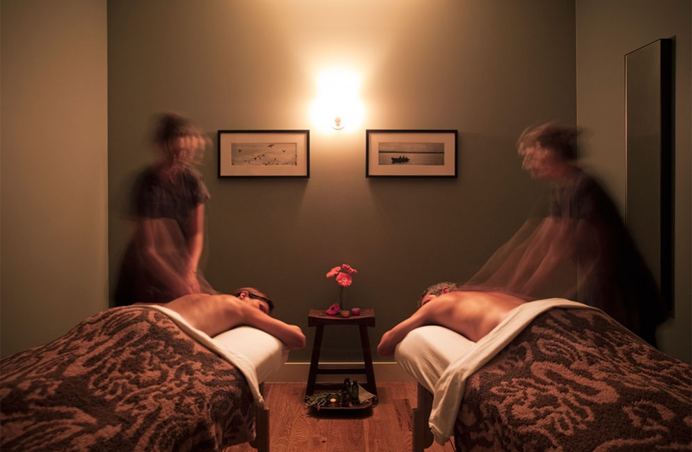"Austin Spa: Blues Inspired ""Double Trouble"" Massage"
