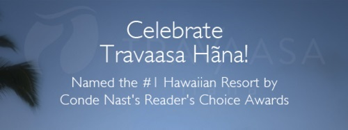 Travaasa Hana and the Road to Hana Facebook Giveaway