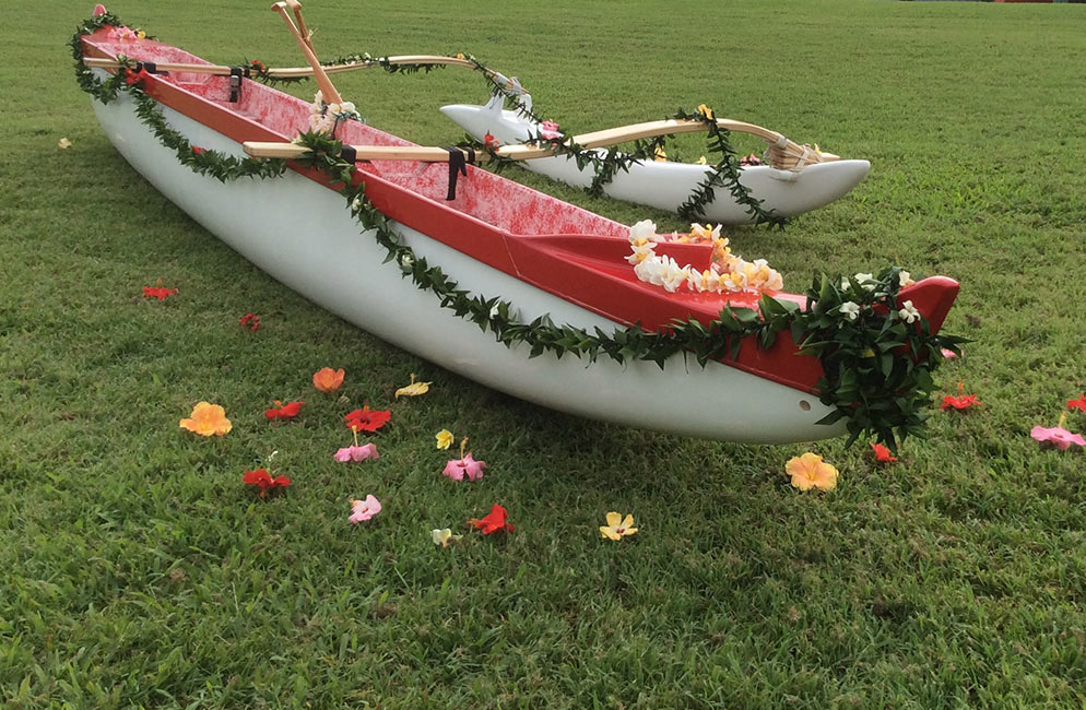 Outrigger Canoe Adventure