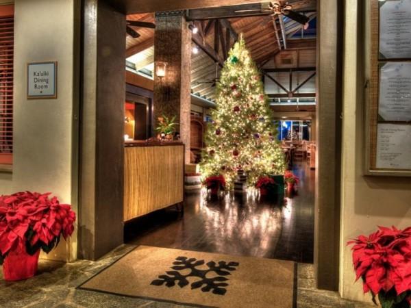 Christmas Holiday Traditions Hawaii