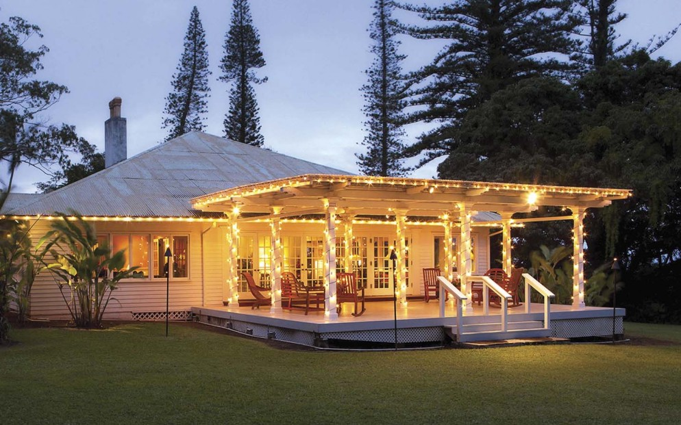 Holidays at Travaasa in Hana, Maui