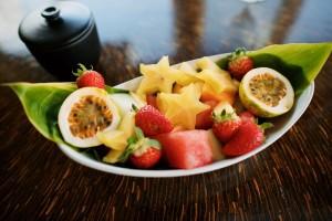 Fresh Fruit Travaasa Hana Maui