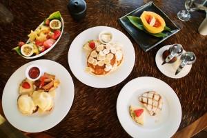 Breakfast Travaasa Hana Maui Dining