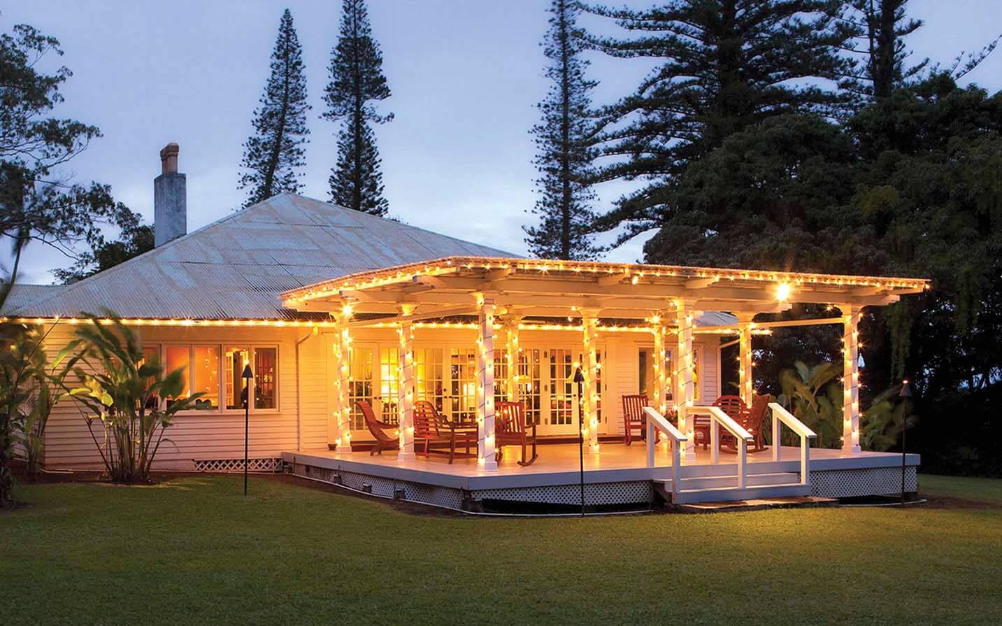 Maui wedding venues hawaii weddings and events for What is a lanai in a house