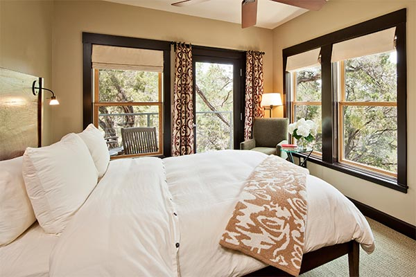 Texas luxury resort accommodations